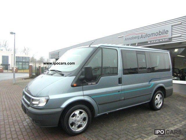 2004 Ford  FT 300 K € TDE Line Tisch/Bettt/7-SITZE/1-Hand Estate Car Used vehicle photo