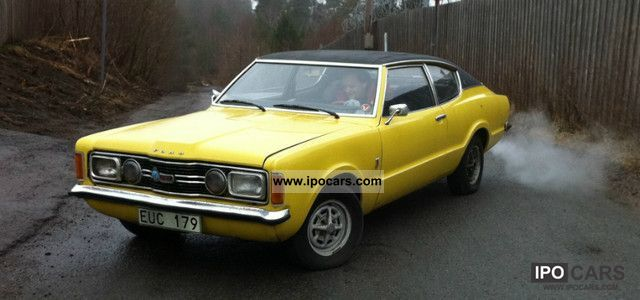 Sports car coupe vehicles with pictures page 132 - Ford taunus gxl coupe 2000 v6 1971 ...