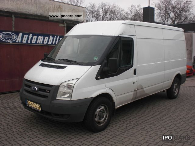 2006 Ford  FT 330 K TDCi high roof & long truck - Air Van / Minibus Used vehicle photo