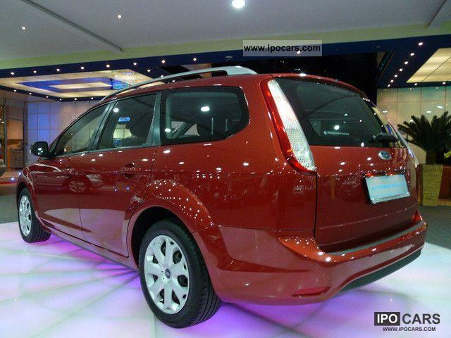 2009 Ford  Focus 1.6 16V ** AIR ** ESP ** SPECIAL PRICE Estate Car Used vehicle photo