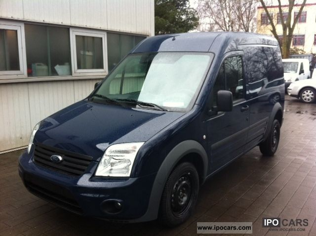 2012 Ford  Transit Connect, box, air heizb.Frintscheib, Van / Minibus Used vehicle photo