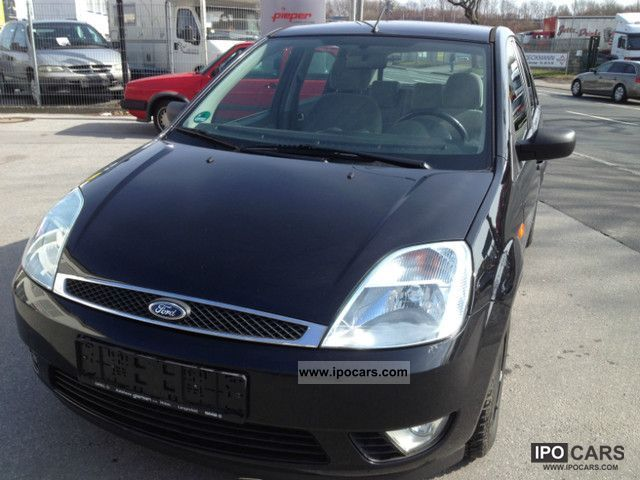 2003 Ford  Fiesta 1.6 Ghia 1Hand climate warranty Small Car Used vehicle photo