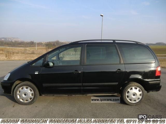 2003 Ford  Galaxy 2.3 Finesse-EURO-4-CAT ORIGINAL 112 479 KM Van / Minibus Used vehicle photo