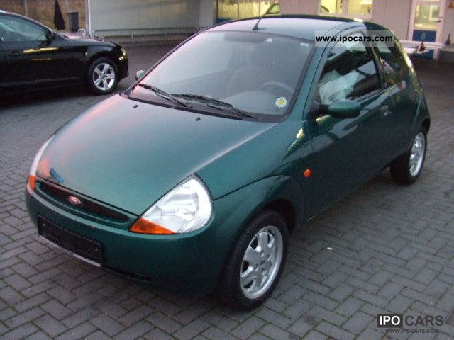 2002 Ford  Futura Tüv new Ka Small Car Used vehicle photo