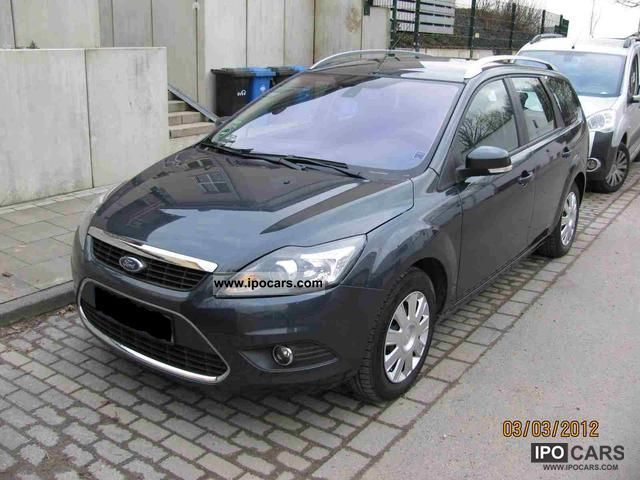 2010 ford focus 1 6 tdci titanium car photo and specs. Black Bedroom Furniture Sets. Home Design Ideas