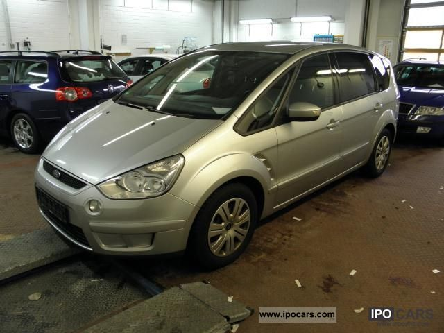 2008 Ford  S-Max 2.0 TDCi DPF climatron. / SHZ / APC / 7 SEATER Van / Minibus Used vehicle photo