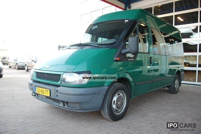 2003 Ford  Transit Tourneo 300S 2.0TDDI Van / Minibus Used vehicle photo