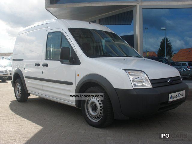 2009 Ford  Transit Connect 1.8 TDCI box long and high, L Van / Minibus Used vehicle photo