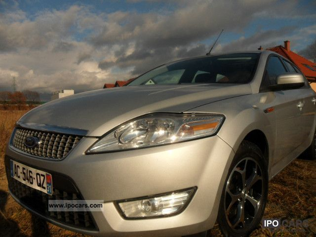 2009 Ford  Mondeo TDCi 125 2009.x Idealny Estate Car Used vehicle photo