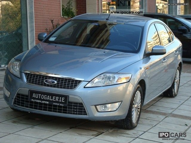 2009 ford mondeo 2 0 titanium werksgarandie to 05 2014 car photo and specs. Black Bedroom Furniture Sets. Home Design Ideas