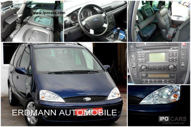2002 Ford  Futura Galaxy 7 seater leather navigation xenon Van / Minibus Used vehicle photo