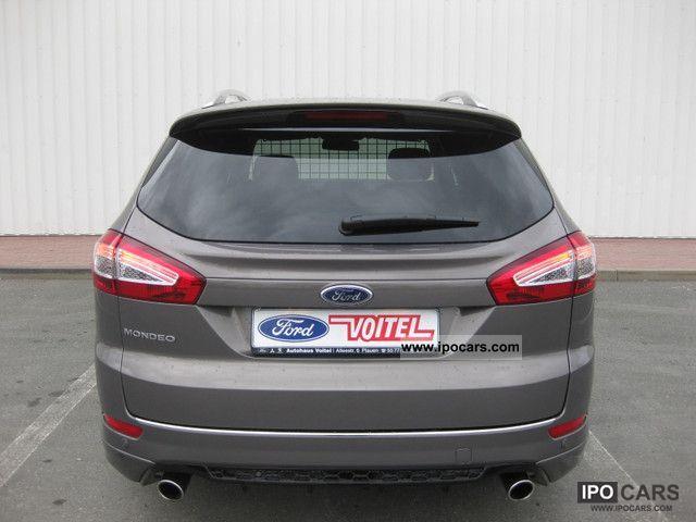 2012 Ford Mondeo 2 0 Tdci Titanium X Navi Car Photo And