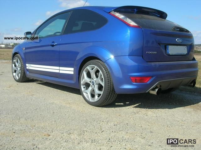 2009 ford focus 2 5 st car photo and specs. Black Bedroom Furniture Sets. Home Design Ideas