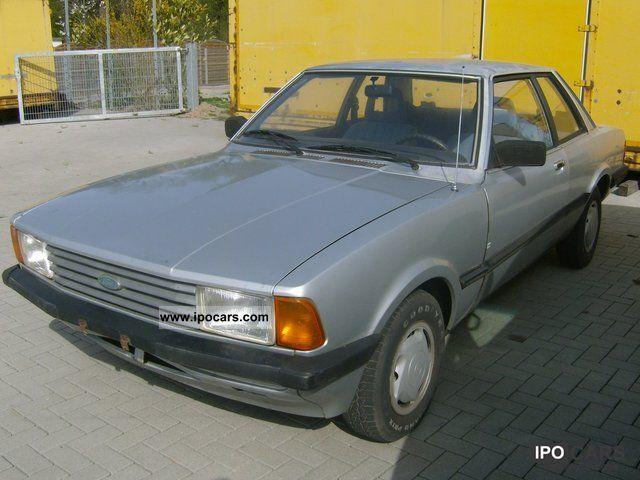 1981 Ford  Taunus 1.6 L Limousine Used vehicle photo