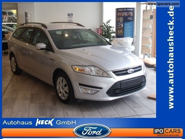 2011 Ford  Mondeo / tournament trend Estate Car Used vehicle photo