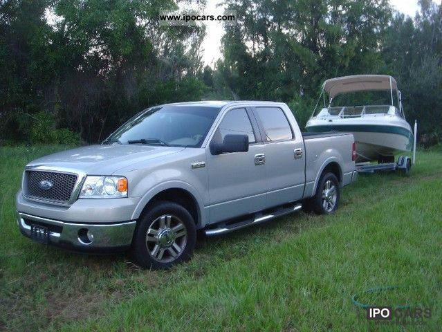 2006 Ford  F-150 Lariat 5.4 Triton Off-road Vehicle/Pickup Truck Used vehicle photo