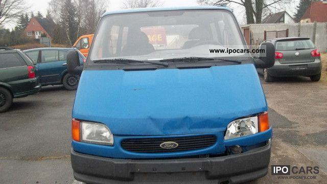 1997 Ford  Transit ESD Van / Minibus Used vehicle photo
