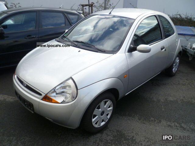 2007 Ford  Ka Fun Small Car Used vehicle photo