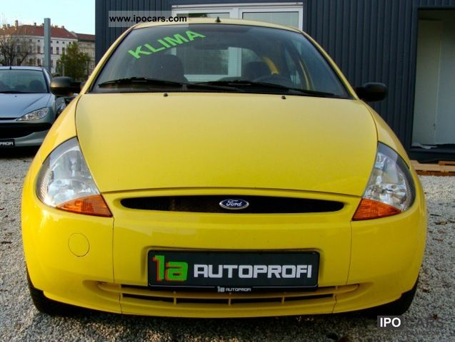 2005 Ford  Ka Very well maintained! No rust!! Small Car Used vehicle photo