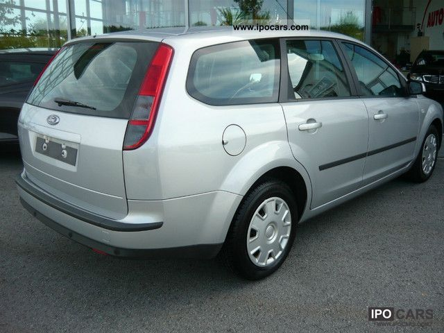 2006 ford focus 1 6 ti vct m klima pdc car photo and specs. Black Bedroom Furniture Sets. Home Design Ideas