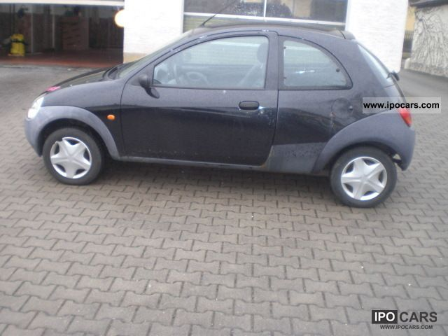 1998 ford ka servo orig 79tkm car photo and specs. Black Bedroom Furniture Sets. Home Design Ideas