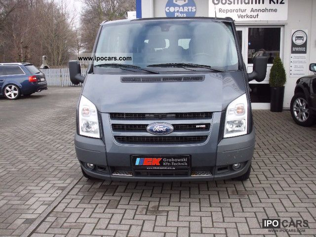 2007 Ford  FT 300 K TDCi 9-seater Standheiz. Climate Van / Minibus Used vehicle photo