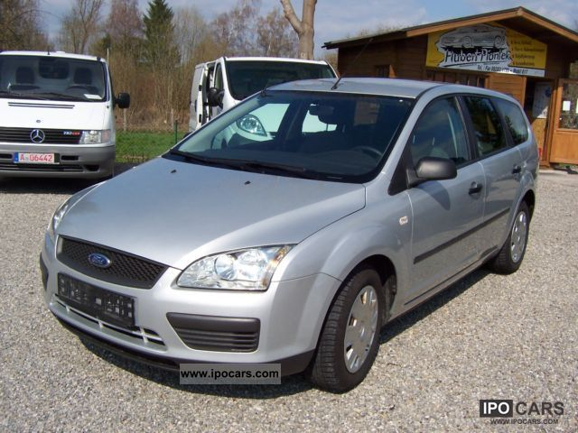 2006 ford focus 1 6 tdci dpf car photo and specs. Black Bedroom Furniture Sets. Home Design Ideas