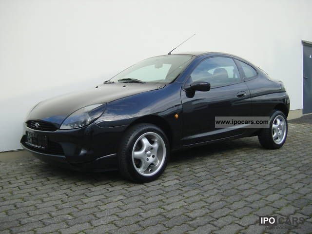 2001 ford puma 1 6 futura 2 air conditioning accident free car photo and specs. Black Bedroom Furniture Sets. Home Design Ideas