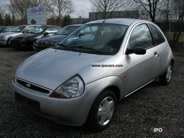 2000 Ford  Ka 1.3i air / power / D4 Small Car Used vehicle photo