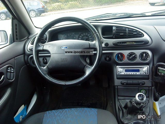 2000 ford mondeo 16v new t v au car photo and specs for Interieur ford mondeo 2000