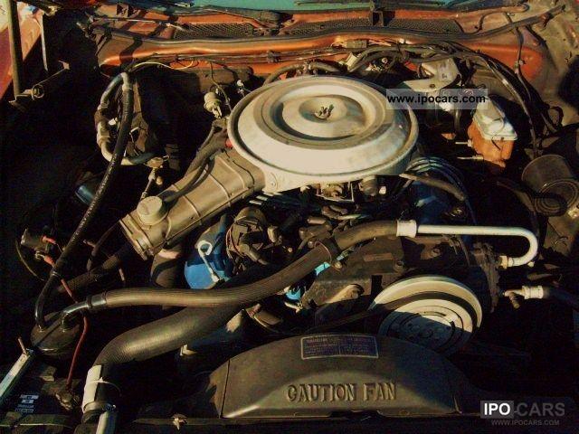 1978 ford ranchero specs