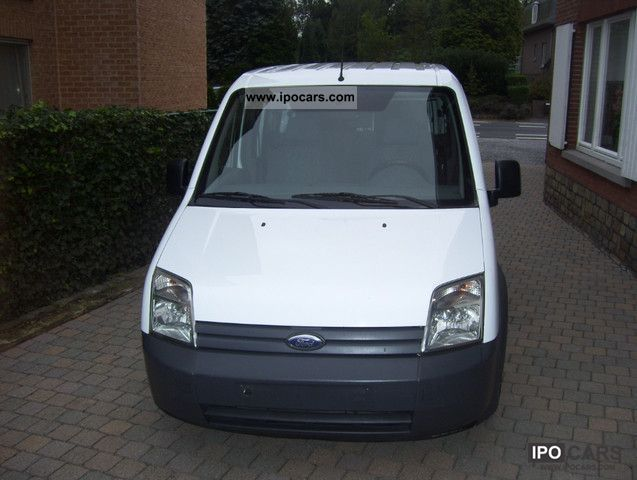 2007 Ford  Transit Connect TDCi 18 EURO 4 Van / Minibus Used vehicle photo
