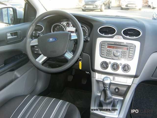 2010 Ford Focus 1 4 16v Air Concept Cd Radio Car Photo
