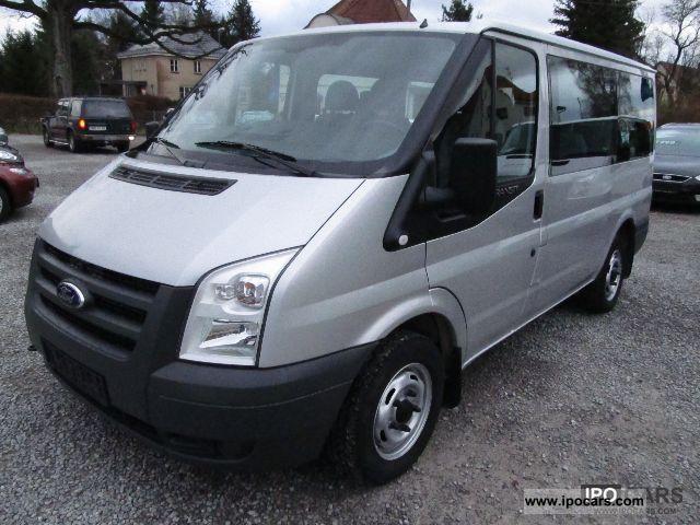 2010 Ford  Transit FT 300 K 2.2 TDCi Station / Bus 9 seats climate Van / Minibus Used vehicle photo