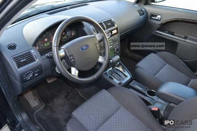 2006 Ford Mondeo 2 0 Ghia Tournament Blaupunkt