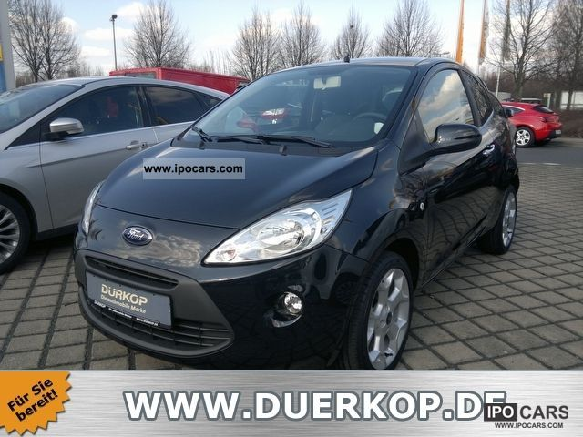 2012 Ford  KA 3D 1.2 69PS TITANIUM M5 Small Car Pre-Registration photo