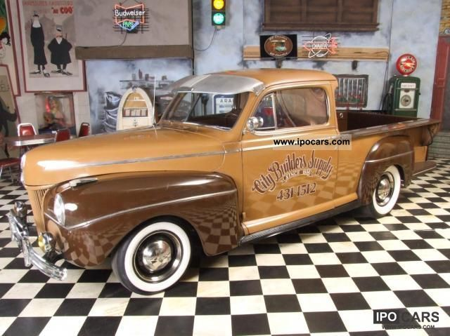 Ford  F 150 / F 100 2-Tone Classic 1941 Vintage, Classic and Old Cars photo
