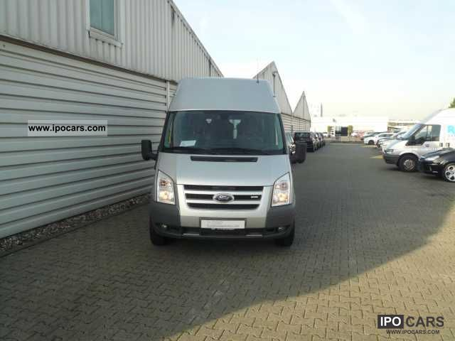 2008 Ford  9xEinzelsitze Transit FT 350 L TDCi Trend Car Estate Car Used vehicle photo