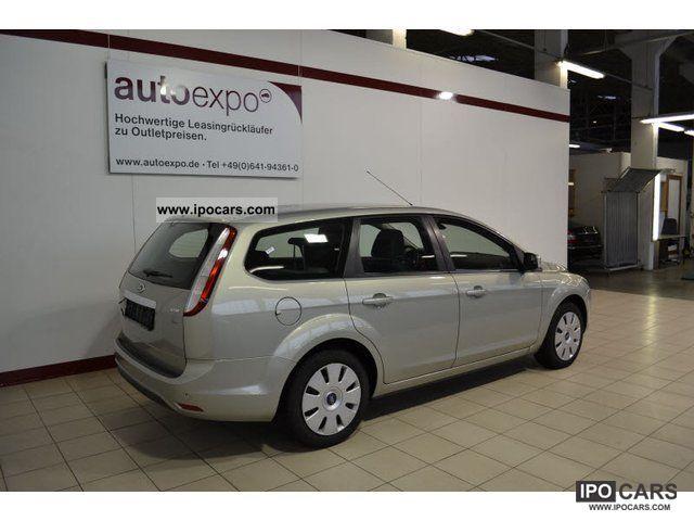 2009 ford focus turnier 2 0 tdci dpf aut titanium. Black Bedroom Furniture Sets. Home Design Ideas