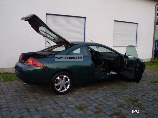 2000 Ford Cougar 2 5 V6 Fully Equipped Almost 1 Hand Car