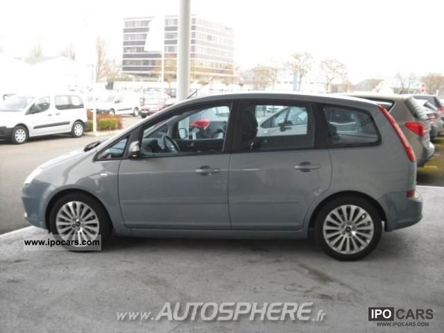 2010 ford c max 2 0 titanium tdci136 fap car photo and specs. Black Bedroom Furniture Sets. Home Design Ideas