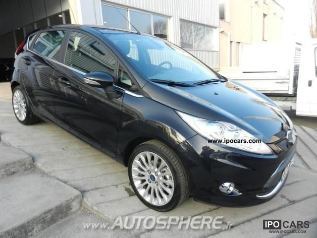 2011 Ford  Fiesta 1.6 Titanium TDCi95 FAP 5p Small Car Used vehicle photo
