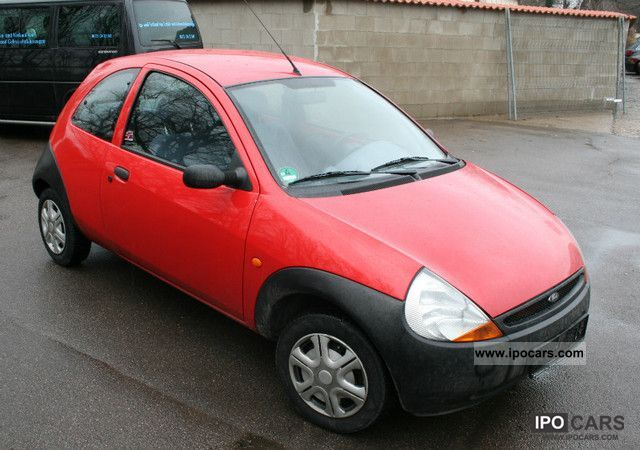 1997 Ford  Ka air conditioning Small Car Used vehicle photo
