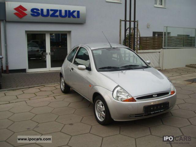 2002 Ford  Ka Futura Small Car Used vehicle photo