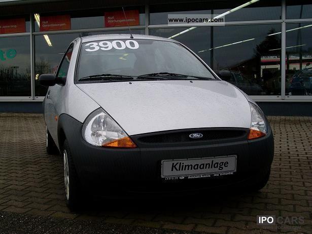 2004 Ford  Ka 1.3 Climate Small Car Used vehicle photo