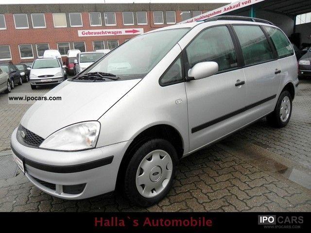 2000 Ford  Galaxy 2.3 16V * Climate * AHK * Sitzhzg. * Van / Minibus Used vehicle photo