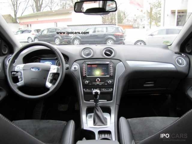 2010 Ford Mondeo Turn 2 0 Tdci Titanium Xenon Leather