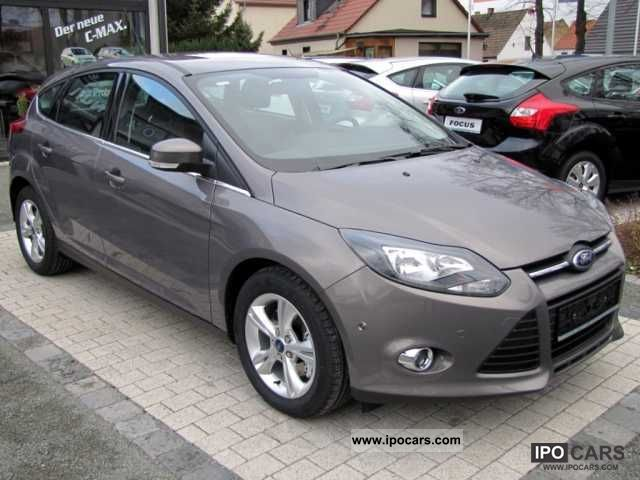 2012 Ford  Focus 1.6 TDCi Champions Edition Limousine Demonstration Vehicle photo