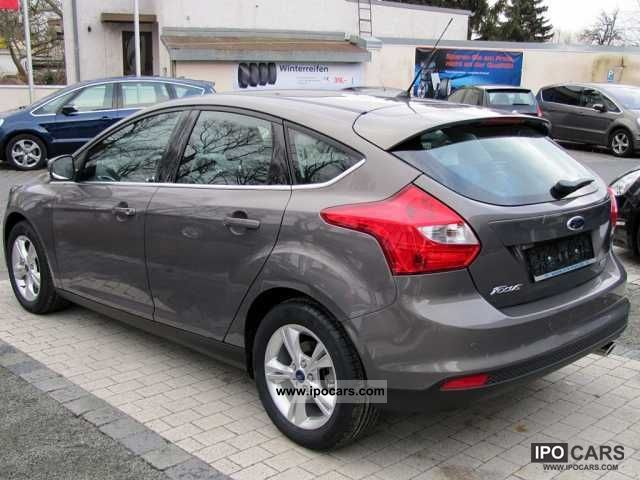 2012 ford focus 1 6 tdci champions edition car photo and specs. Black Bedroom Furniture Sets. Home Design Ideas