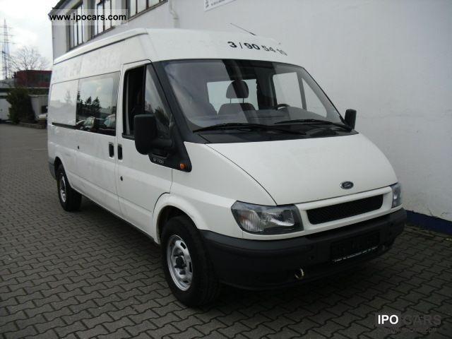 2002 Ford  FT 330 L TDE Freshline truck / 6 seats Van / Minibus Used vehicle photo